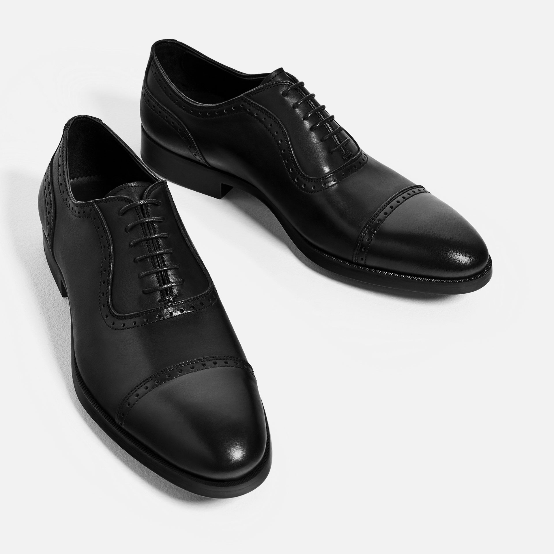 Fall Selects: Black Dress Shoes Under $300
