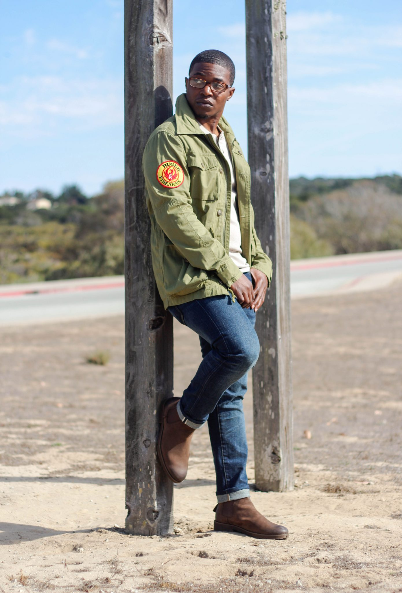 Military Inspired: The M-65 Field Jacket