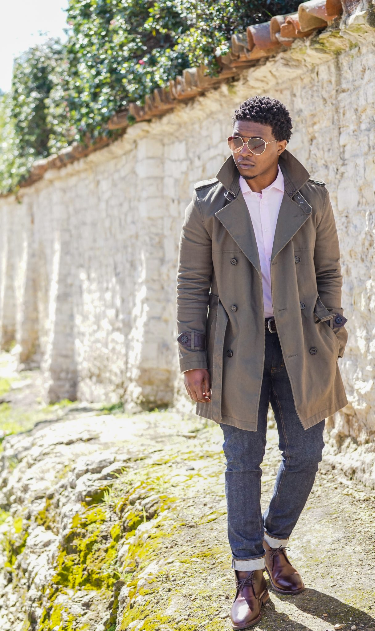 Spring Outerwear: The Trench Coat
