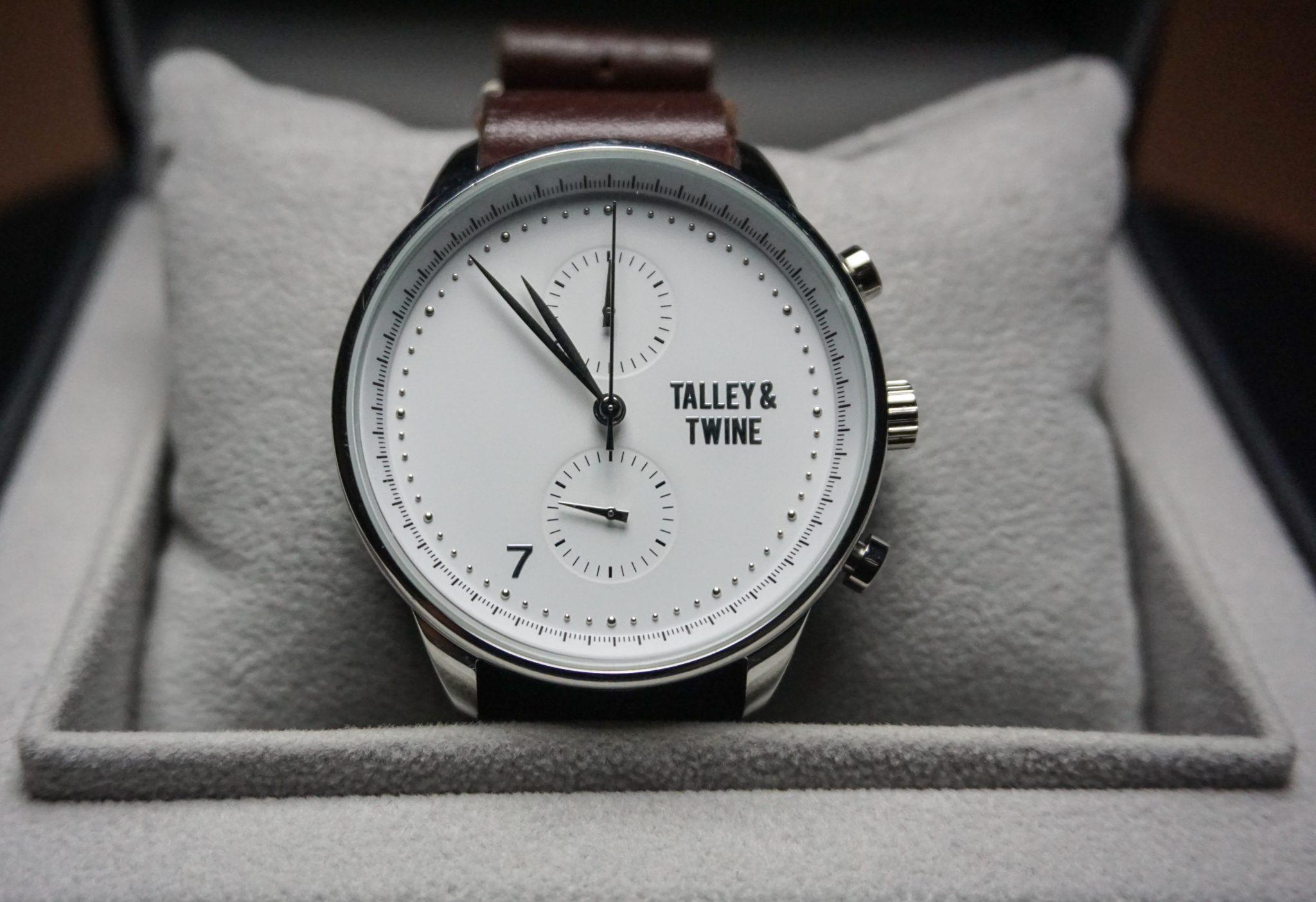 dapper-advisor-talley and twine-watch