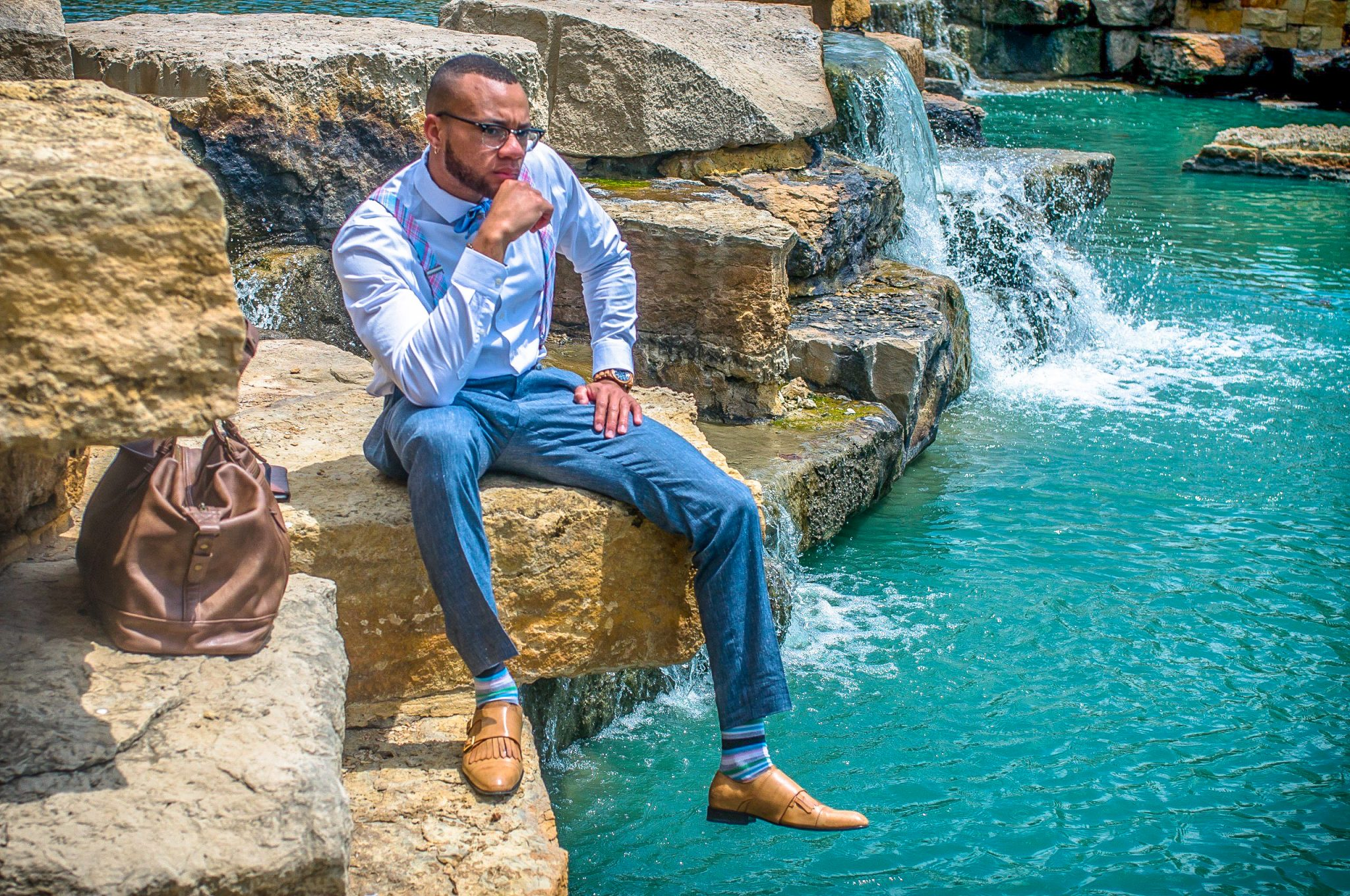 Young Entrepreneur Spotlight: Eric Jones of LFLS Shoes