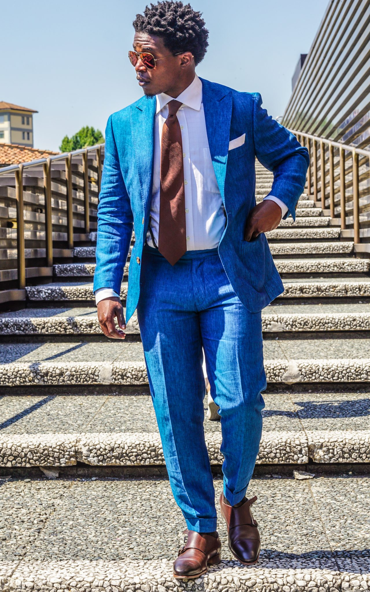 Pitti Uomo 92: What I Wore On Day 1