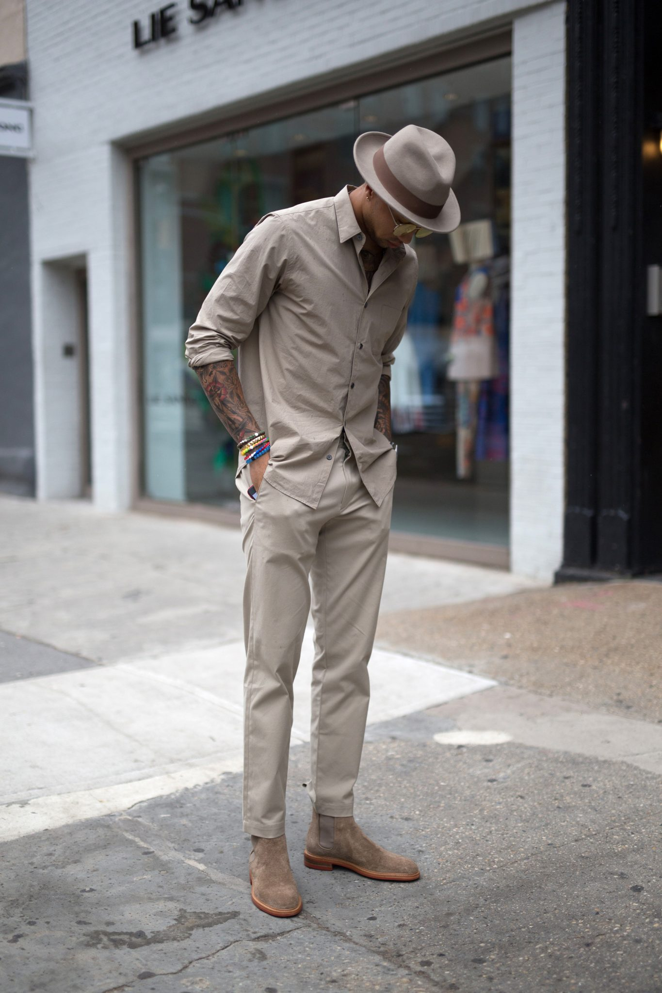Street Style-New York Men's Fashion Week SS18-12