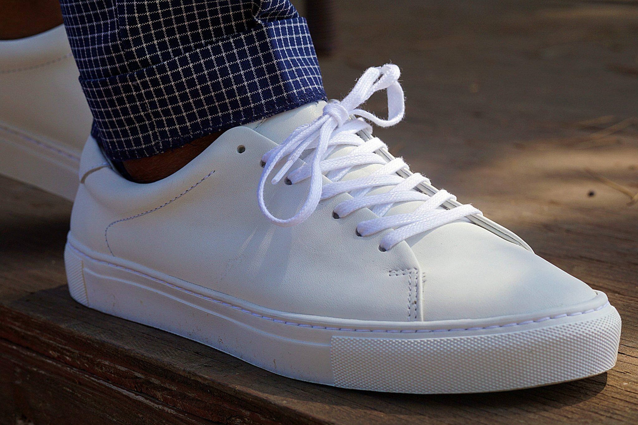 Beckett Simonon-Reid-low-top-sneaker-white-leather