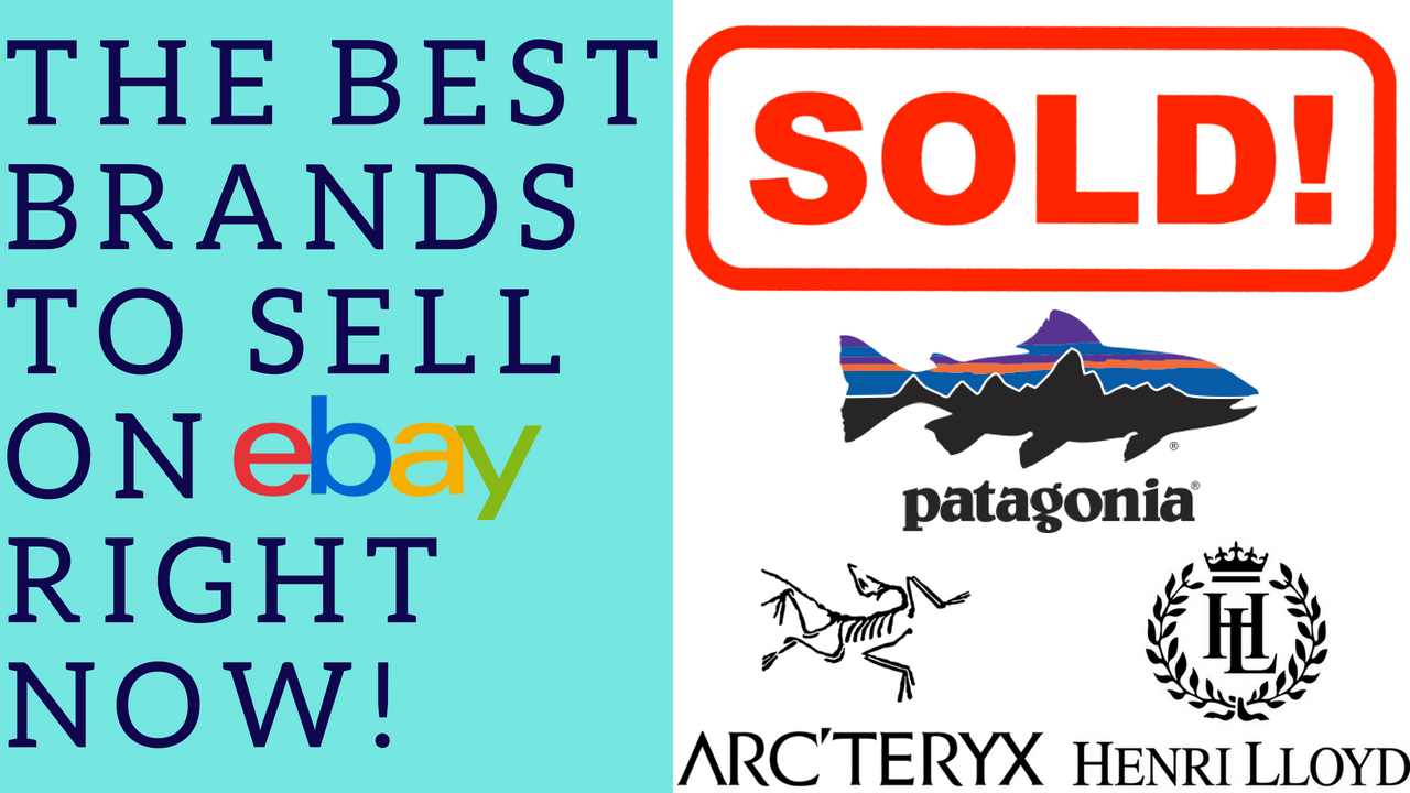 The Best Clothing Brands To Sell On eBay In 2018