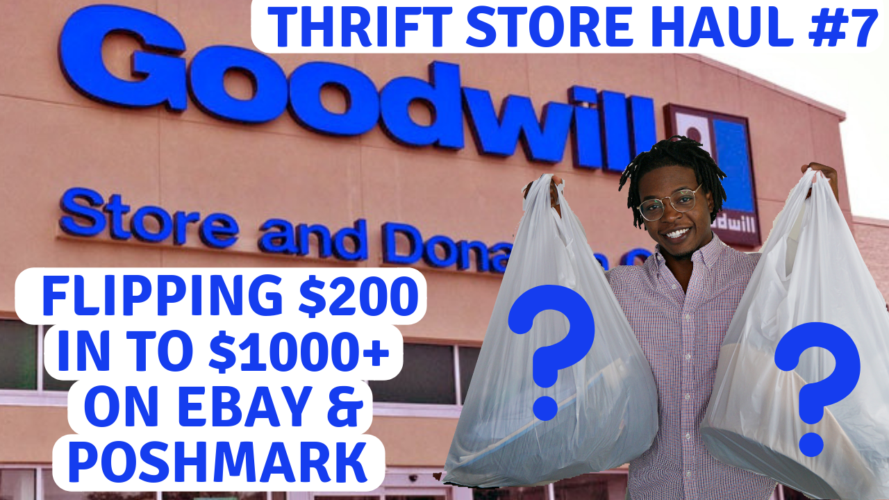 thrift store haul-Akil Mcleod-dapper advisor-youtube video
